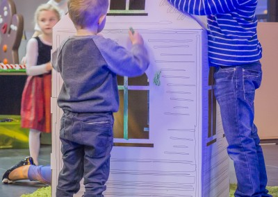 Kolorowanie domku 3D