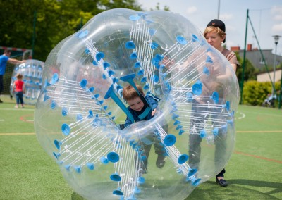 Bumper ball dla dzieci